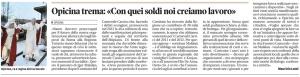 Il Piccolo, 23. november 2012