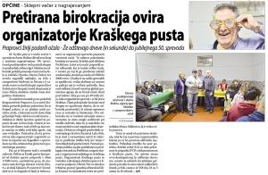 Primorski dnevnik, 4. marec 2016