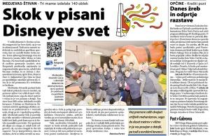 Primorski dnevnik, 23. februar 2017
